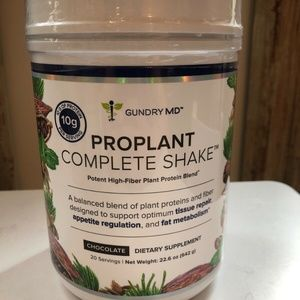 Gundry Proplant Complete Shake - Chocolate